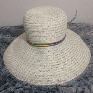NWT Panama Jack Straw Sun Hat